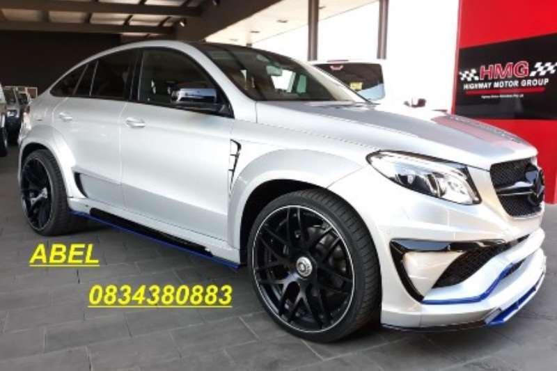 Mercedes Gle 450 Amg >> Mercedes Benz Gle 450 Amg Coupe 2018