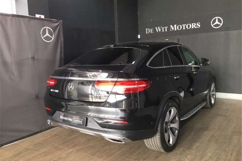 Mercedes Benz GLE 500 coupe 2019