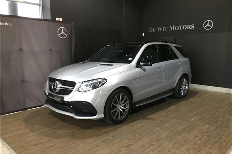 Mercedes Benz GLE 63 2016