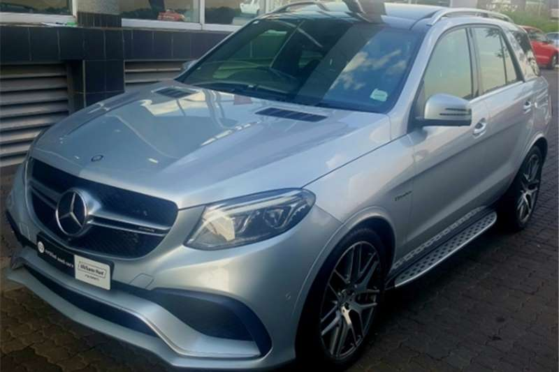 Mercedes Benz GLE 63 2016