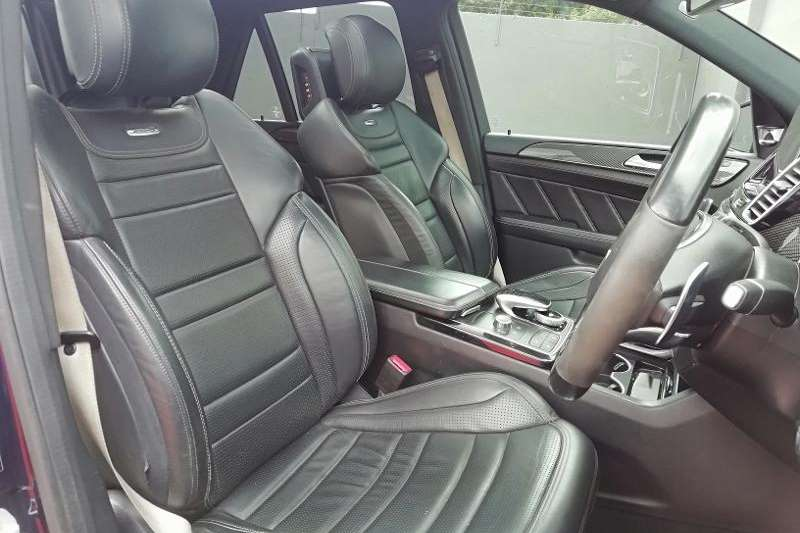 Used 2016 Mercedes Benz GLE