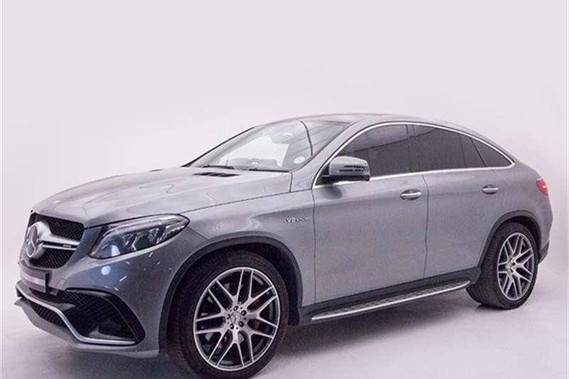 Mercedes Benz GLE 63 S 2015