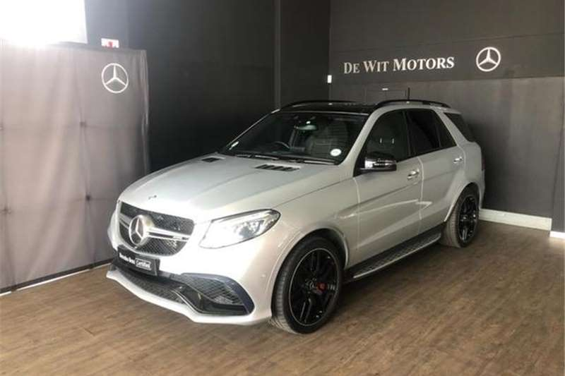 Mercedes Benz GLE 63 S 2015