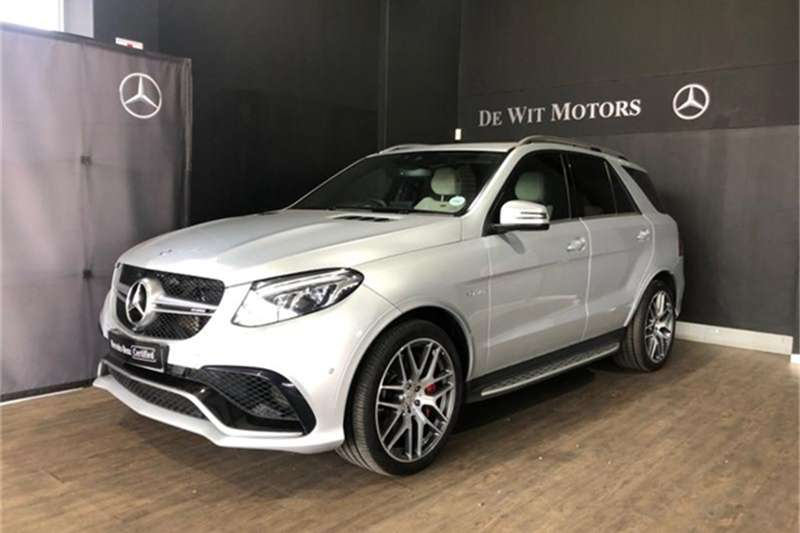 Mercedes Benz GLE 63 S 2016