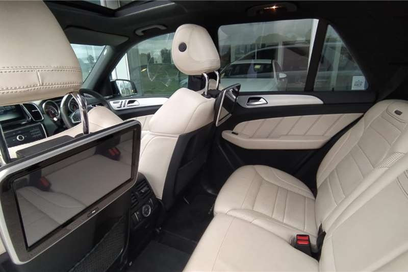 2016 Mercedes Benz GLE GLE63 S