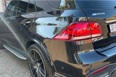 Used 2016 Mercedes Benz GLE 63 S