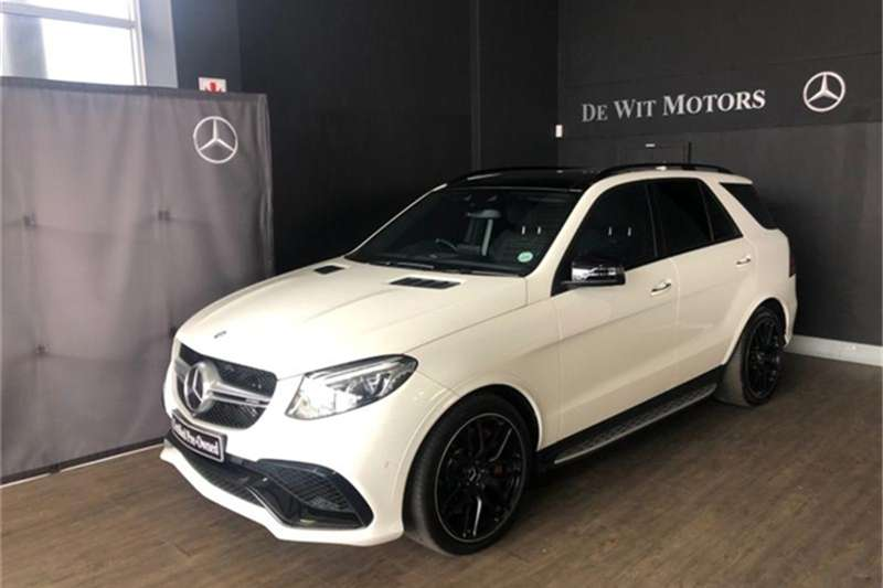 Mercedes Benz GLE 63 S 2017
