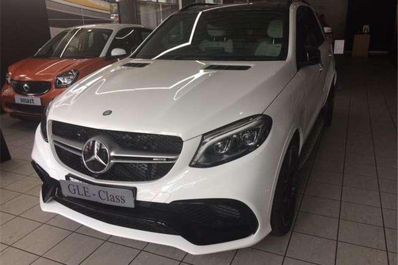 Mercedes Benz GLE 63 S 2018