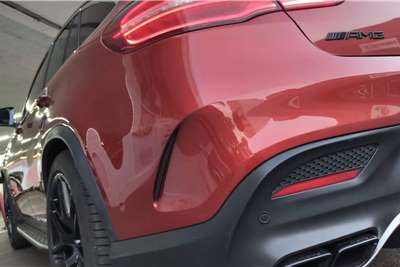 Mercedes Benz GLE 63 S coupe 2017