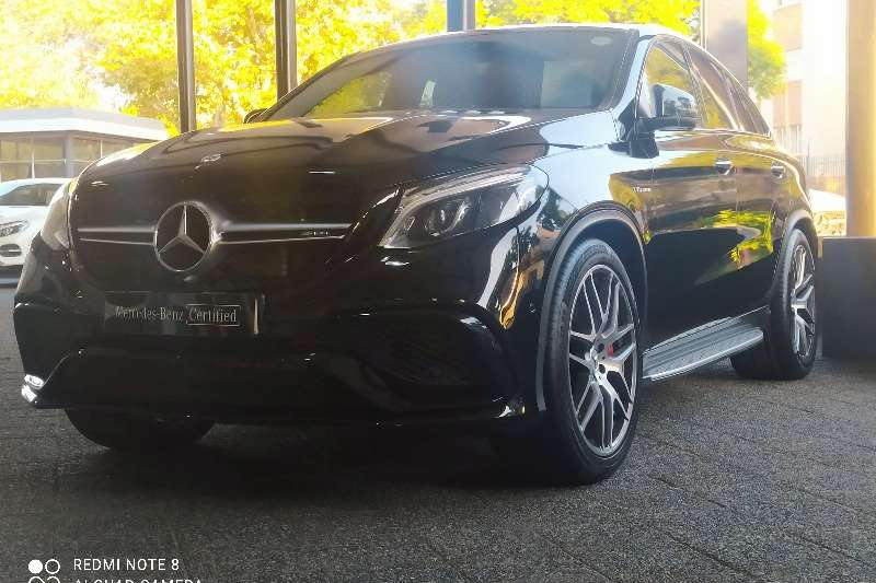 Used 2018 Mercedes Benz GLE 63 S coupe