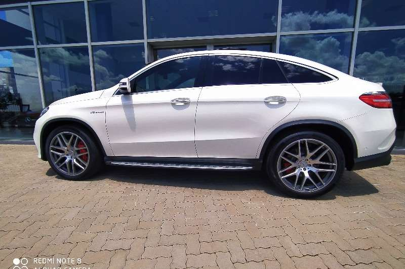 Used 2020 Mercedes Benz GLE 63 S coupe