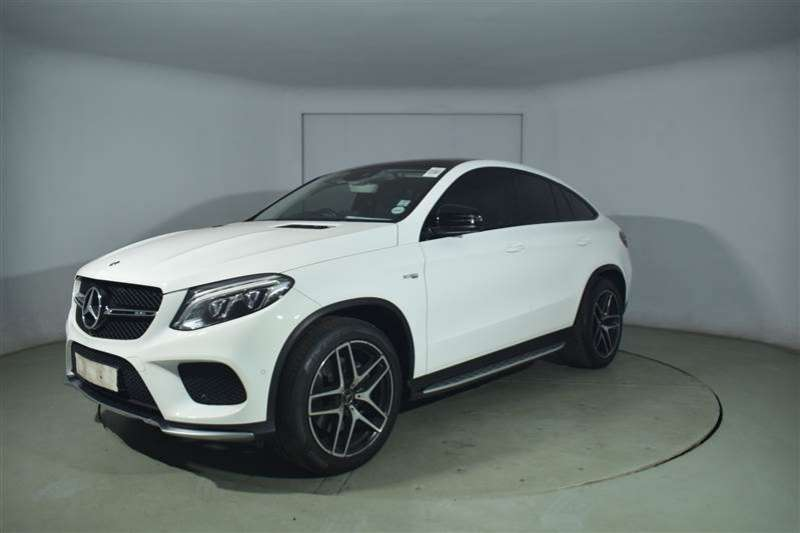 Mercedes Benz GLE AMG 43 4MATIC 2018