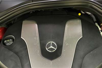 Used 2016 Mercedes Benz GLE Coupe GLE COUPE 350d 4MATIC