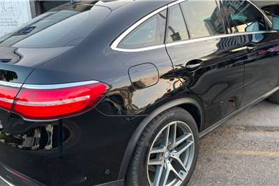 2017 Mercedes Benz GLE coupe GLE COUPE 350d 4MATIC