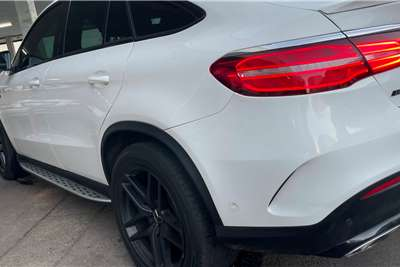 Used 2019 Mercedes Benz GLE Coupe GLE COUPE 450/43 AMG 4MATIC