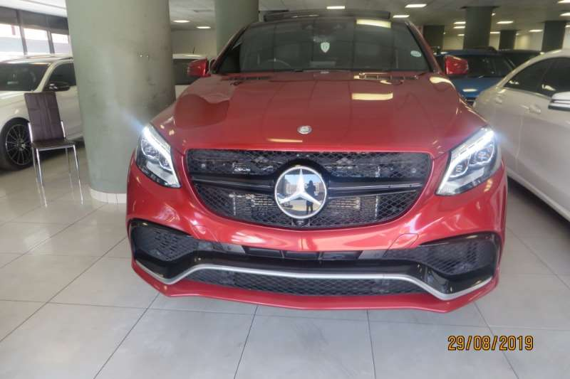 2016 Mercedes Benz GLE 63 S
