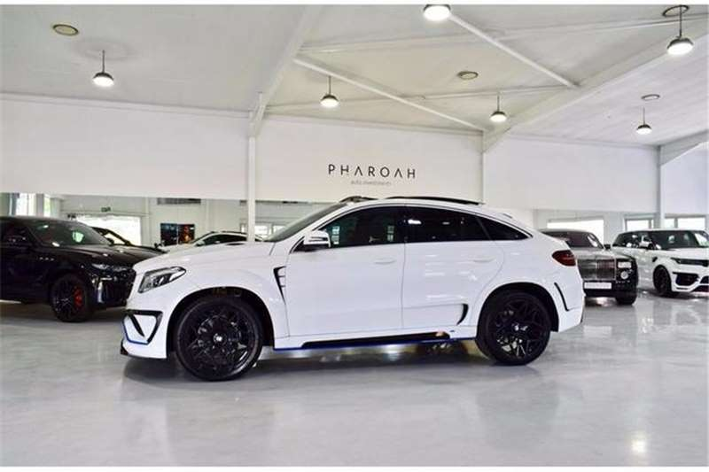 2018 Mercedes Benz GLE 350d coupe