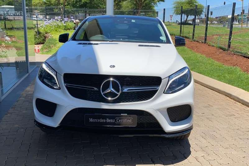 2019 Mercedes Benz GLE 350d coupe