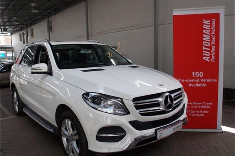 2015 Mercedes Benz GLE 350d