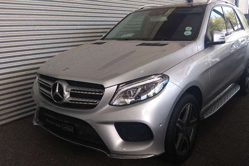 2017 Mercedes Benz GLE 250d