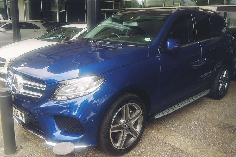 2017 Mercedes Benz GLE 400