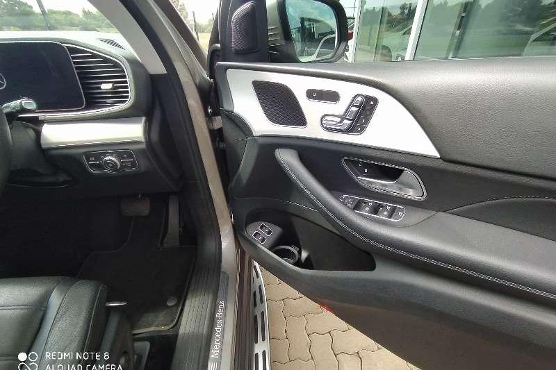 2019 Mercedes Benz GLE