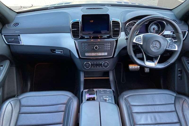 2017 Mercedes Benz GLE