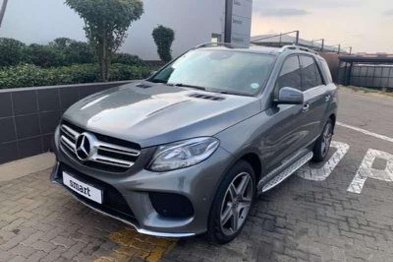 2018 Mercedes Benz GLE