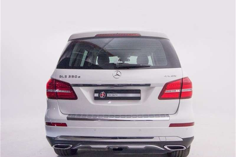 Mercedes Benz GLS 350d 2016