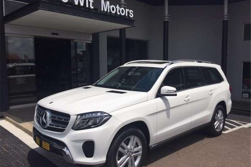 Mercedes Benz GLS 350d 2018