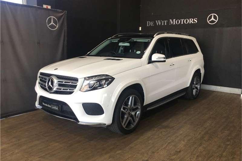 Mercedes Benz GLS 350d 2018