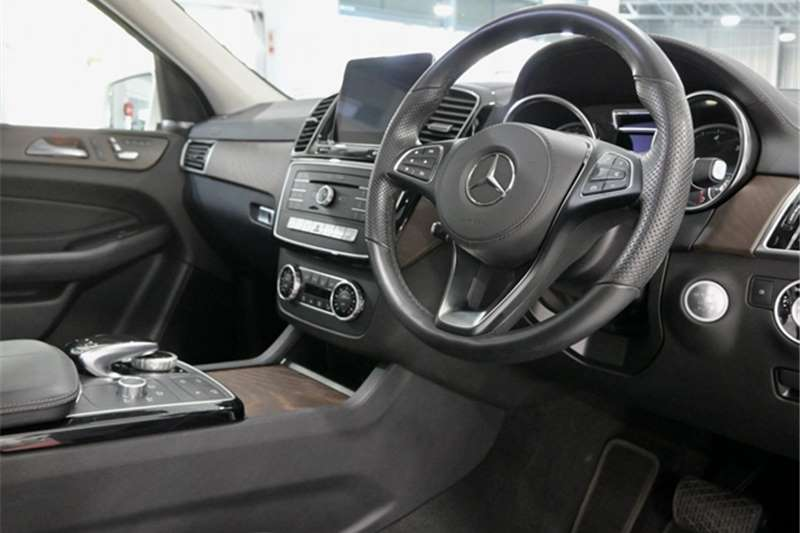 2018 Mercedes Benz GLS GLS350d
