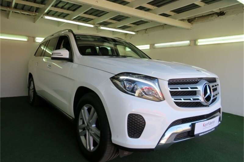 Mercedes Benz GLS 500 2016