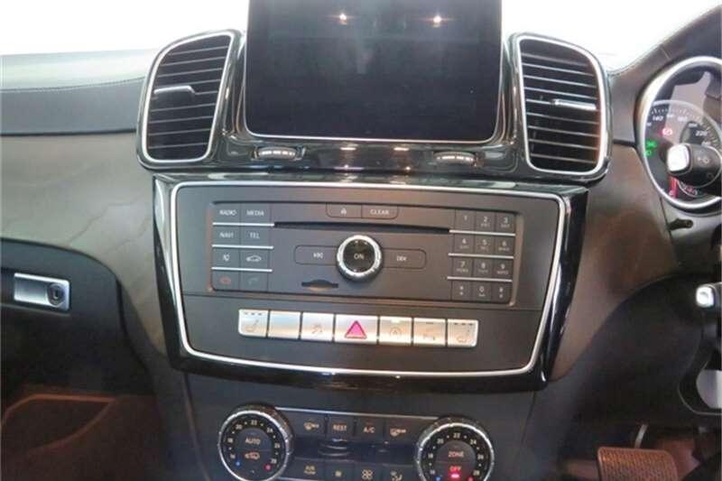 Mercedes Benz GLS 500 2016
