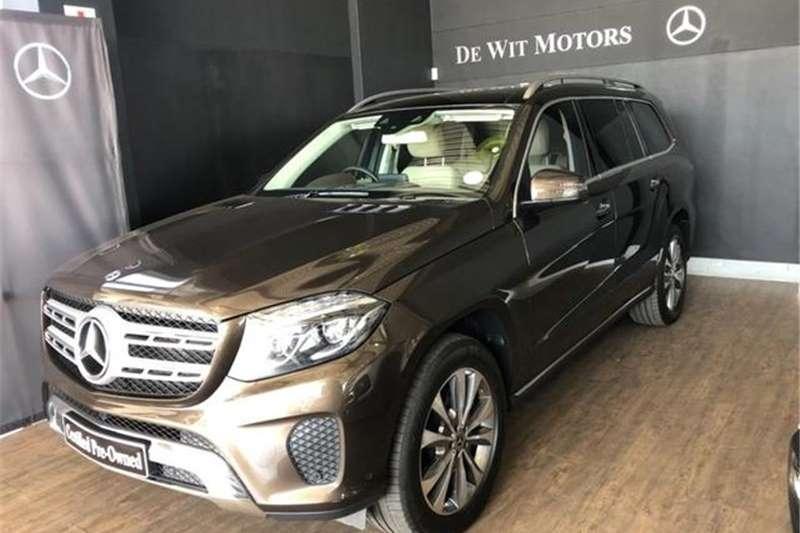 Mercedes Benz GLS 500 2018