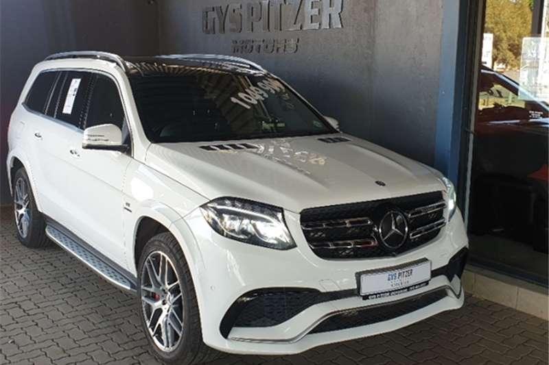 Used 2016 Mercedes Benz GLS 63