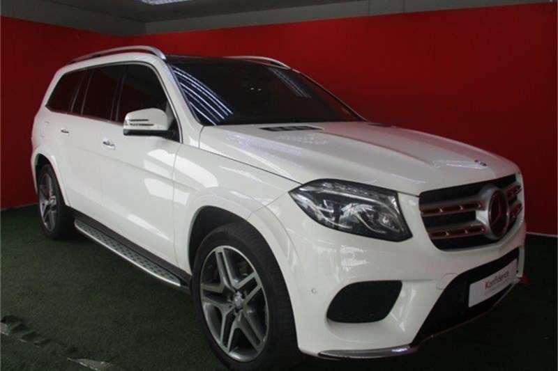 2016 Mercedes Benz GLS 350d