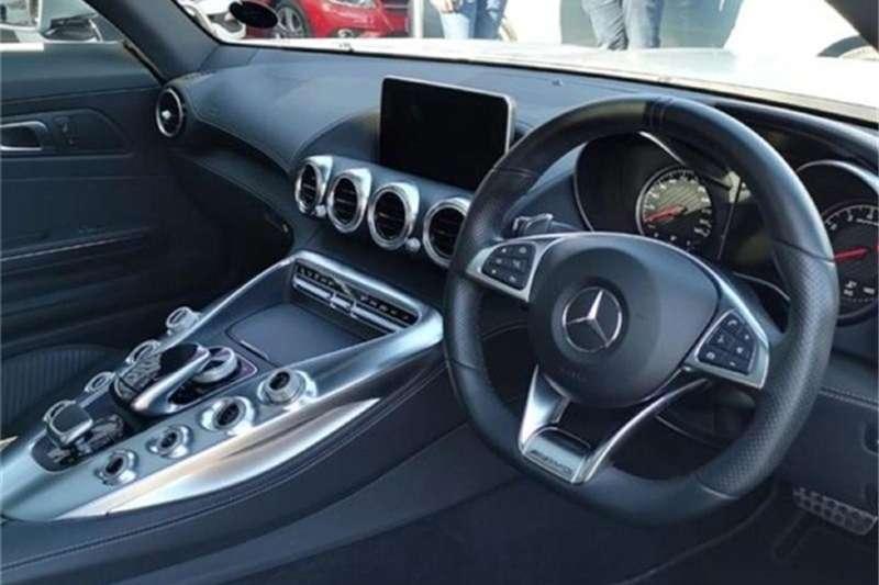 Mercedes Benz GT 2017