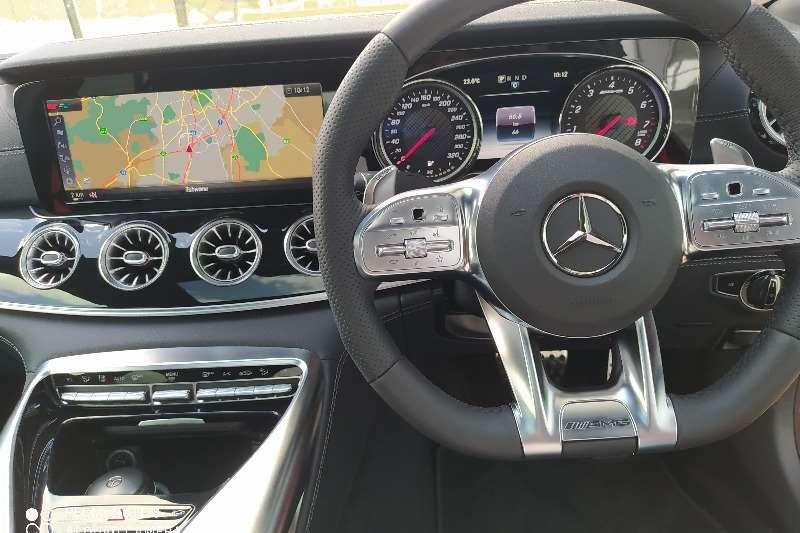 Used 2021 Mercedes Benz GT 4-Door Coupe AMG GT53