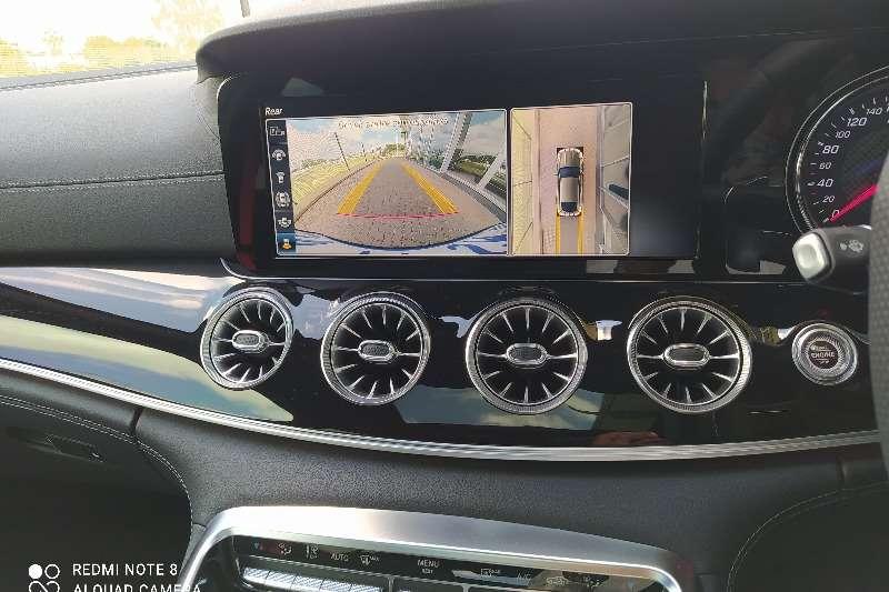 2021 Mercedes Benz GT 4-Door Coupe