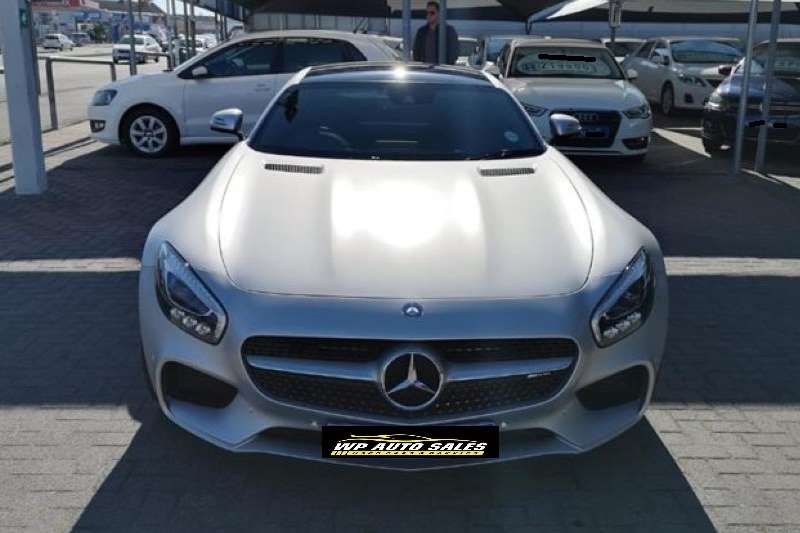 Mercedes Benz GT coupe AMG GT 4.0 V8 COUPE 2017