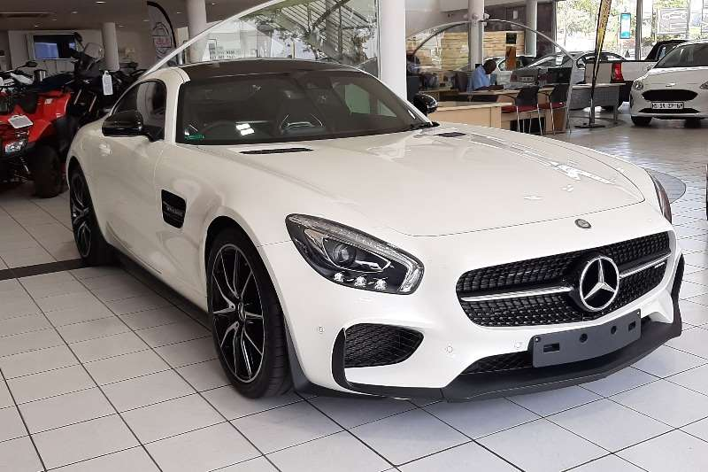 2016 Mercedes Benz GT coupe AMG GT S 4.0 V8 COUPE