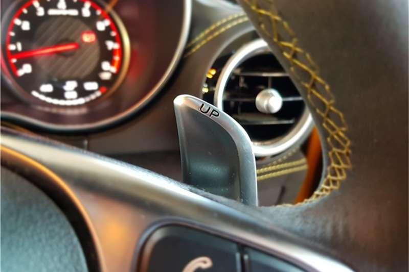 Mercedes Benz GT S 2016