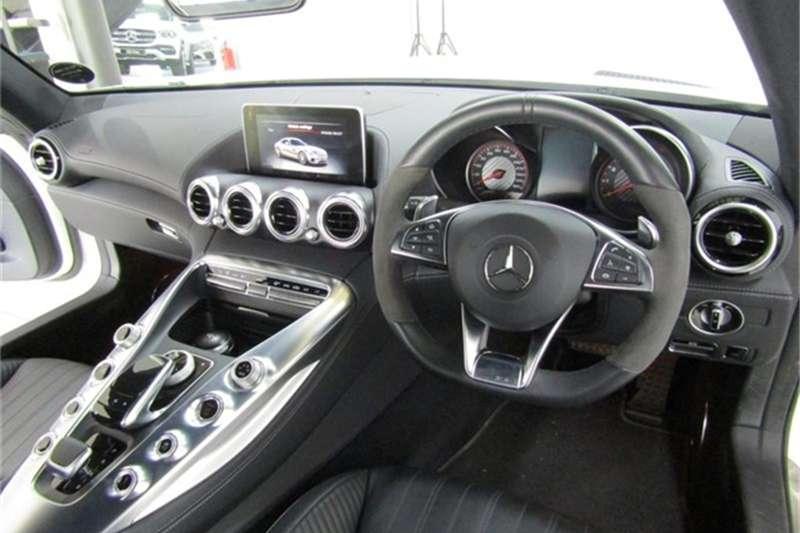 Mercedes Benz GT S 2017