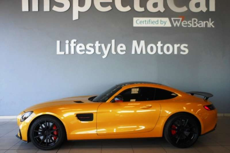 Mercedes Benz GT S Edition 1 2016
