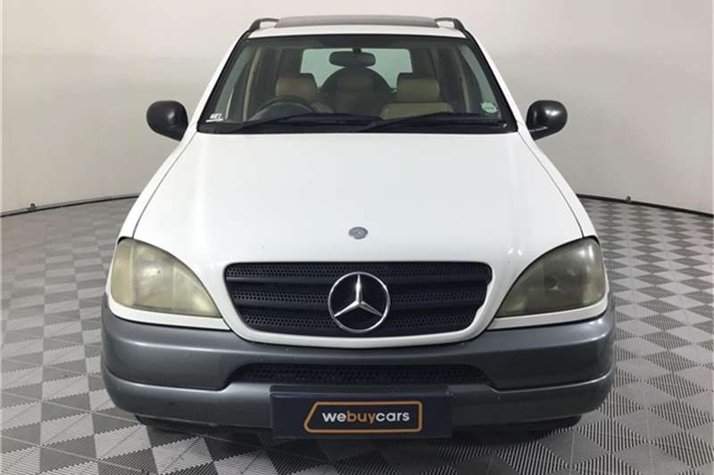 Mercedes Benz ML 1999