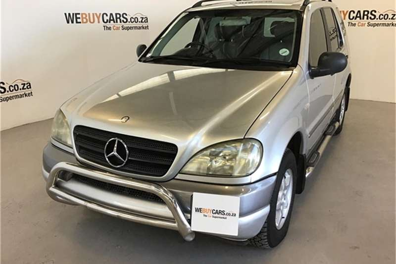 Mercedes Benz ML 2000