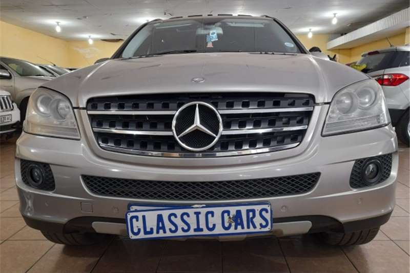 Used 2010 Mercedes Benz ML