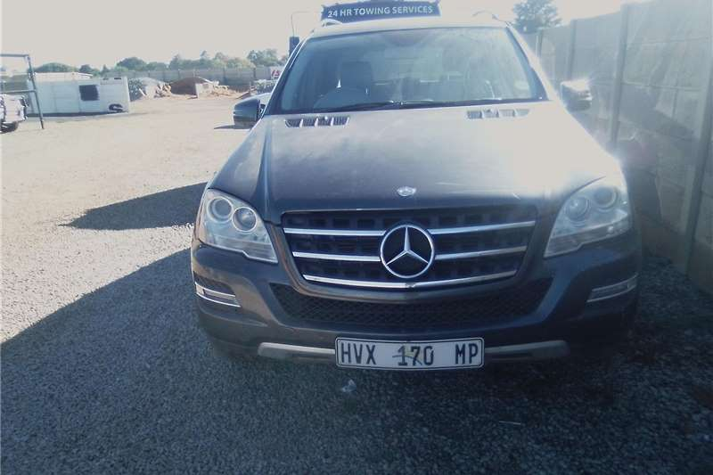 Used 2011 Mercedes Benz ML