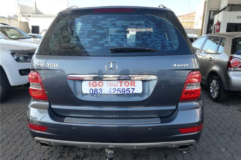 Used 2012 Mercedes Benz ML